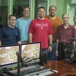 IBM Crew & Dr Martin Studio 1