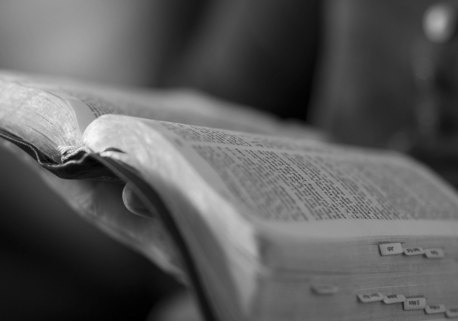 bigstock-Woman-reading-the-Bible-60856916